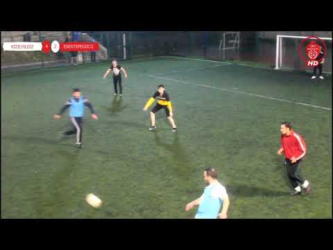 EsertepeGücü FK - Kızılyıldız  Esertepegücü-Kızılyıldız / Maç Özeti