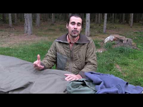 Mein Tipp für günstigen Biwaksack und warme Jacke für Herbst & Winter   Outdoor AusrüstungTV