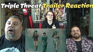 Video Triple Threat Trailer #1 Reaction MP3, 3GP, MP4, WEBM, AVI, FLV September 2018