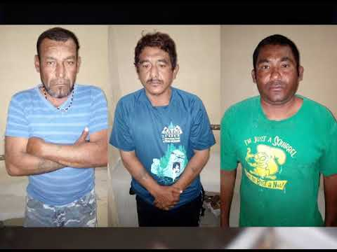 Trio Including Belizeans Held for Out-of-Season Lobster in Guatemala
