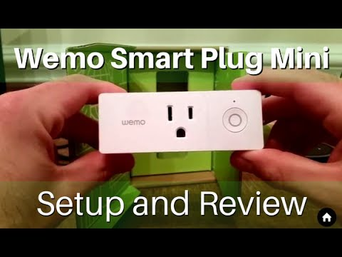 BUGGY Wemo Mini Smart Plug Review and Unboxing
