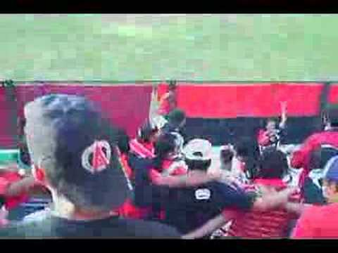 awuante - Huracan Roji-Negro - Deportivo Lara