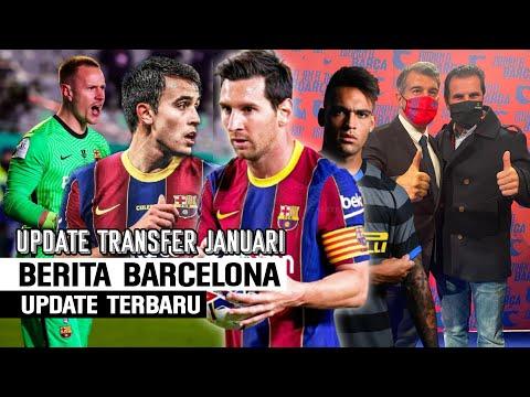 Takutnya Bilbao dengan Messi 🔴 Update Transfer Januari 🔴 Ter Stegen Kiper Terbaik 🔴 Berita Barcelona