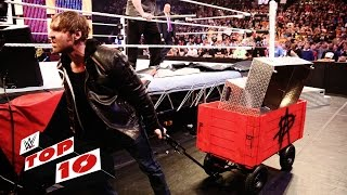 Nonton Top 10 Raw moments: WWE Top 10, March 28, 2016 Film Subtitle Indonesia Streaming Movie Download