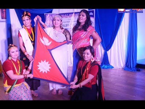 (Saya Thari Baja Eutai Tal - Nepali Dance By Astha...  2 minutes, 56 seconds.)