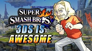 Maximilian Dood talks Smash 4 3DS