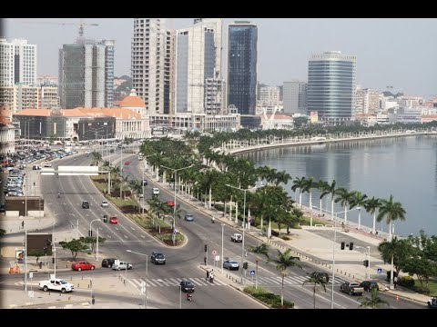 Uma cidade de 444 anos chamada Luanda