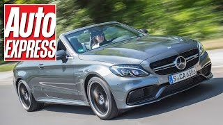 Mercedes-AMG C 63 S Cabriolet review: the M4 Convertible's worst nightmare by Auto Express