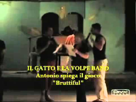 "2005: Il Gatto e la Volpe Band - ""Bruttiful"""