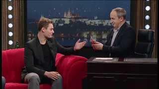 Miroslav Posád - Show Jana Krause 12. 4. 2013
