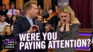 Video Were You Paying Attention? MP3, 3GP, MP4, WEBM, AVI, FLV Agustus 2019