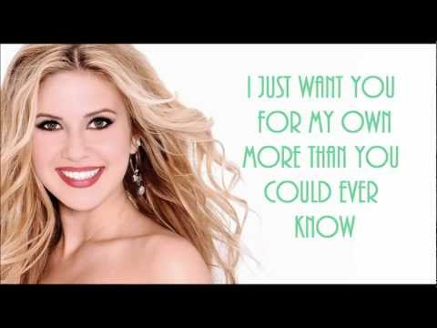 Tekst piosenki Caroline Sunshine - All I Want For Christmas Is You po polsku