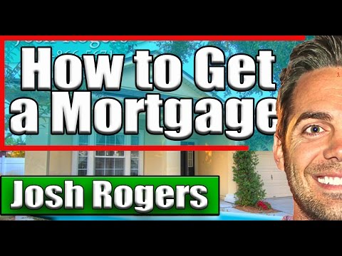 How to get a Home Loan; How to get a Mortgage