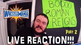 Nonton WWE WRESTLEMANIA 33 LIVE REACTION!!!  (PART 2) Film Subtitle Indonesia Streaming Movie Download