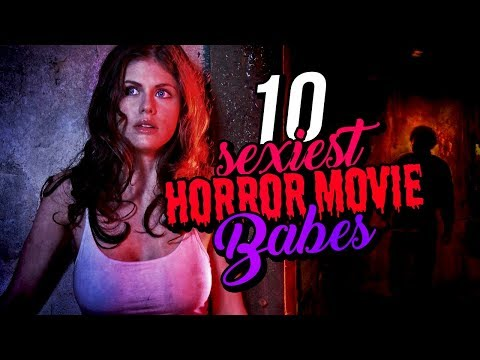10 Sexy Horror Movie Babes