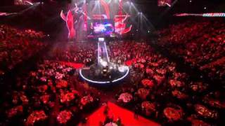 Take That win Best British Group | BRIT Awards 2011