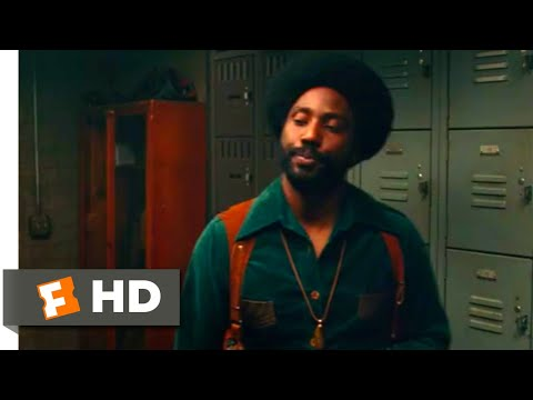 BlacKkKlansman (2018) - I'm Black And I'm Proud! Scene (3/10) | Movieclips
