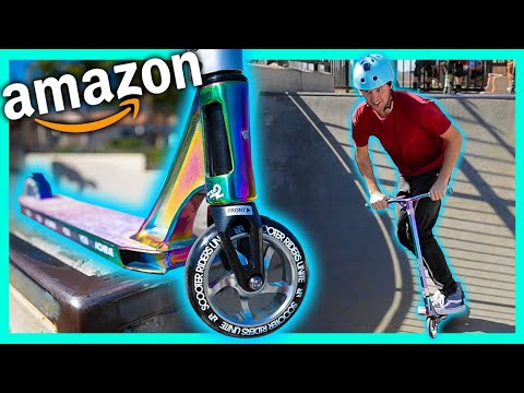 TESTING MOST EXPENSIVE AMAZON SCOOTER!