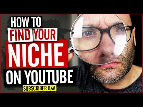 Getting keywords for youtube niche audience