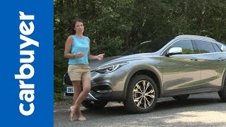 Infiniti QX30 SUV review - Carbuyer by Carbuyer