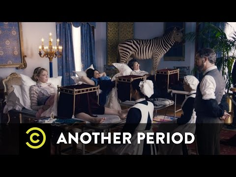 Another Period - The Cure for Hysteria