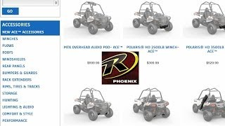 9. Polaris Sportsman Ace full review all specs and accessories shown