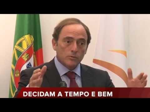 PAULO PORTAS  EM ALJUSTREL