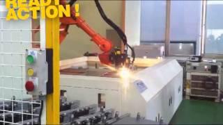 TWB Laser Welding System