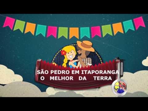 Prefeito Audiberg Alves lança Programação Oficial do São Pedro de Itaporanga