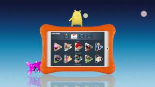 The kid-friendly tablet from O2
