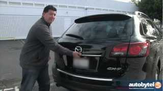 2013 Mazda CX-9 Test Drive&Crossover SUV Video Review