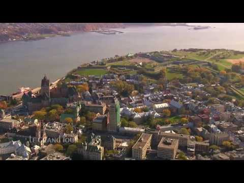 Québec, Louisiane - Le Grand Tour (видео)