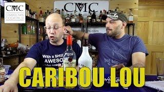 Caribou Lou Cocktail Designed by Tech N9ne