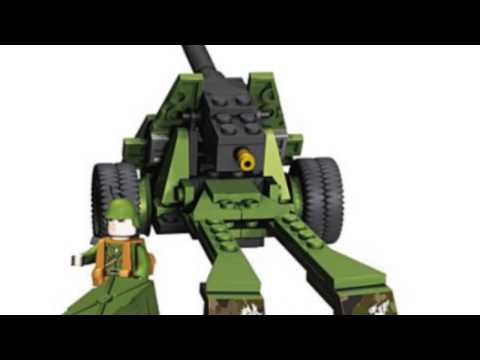 Video Small Army Howitzer Tank now on YouTube