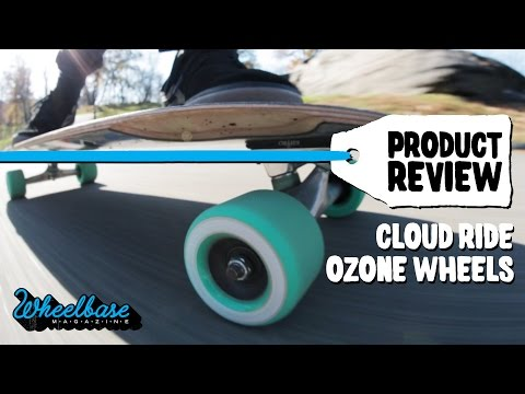"Product Review: Cloud Ride ""Ozone"" Wheels (80a) – Wheelbase Magazine"