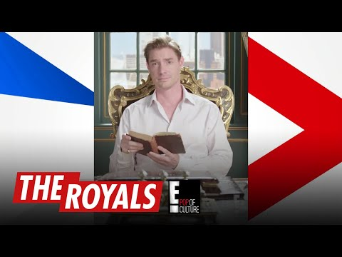 """The Royals"" King's Address Season 4, Ep. 5 