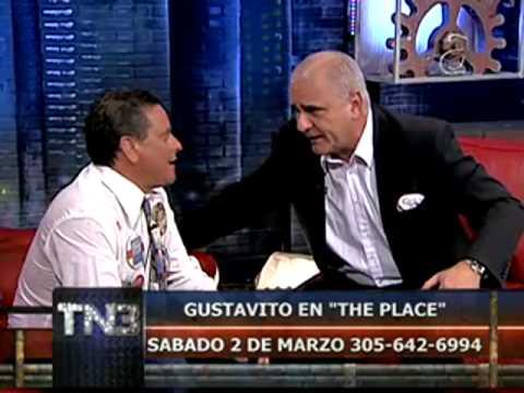 Gustavito regresa para reencontrarse con Carlos Otero - América TeVé