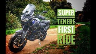 7. 2017 Yamaha XT1200Z Super Tenere Review