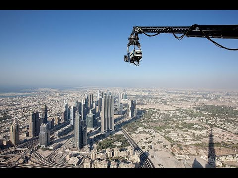 """Mission: Impossible - Ghost Protocol"" - Capturing Dubai In IMAX® 