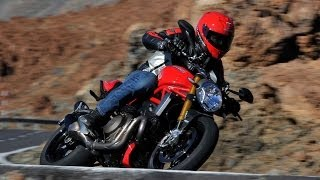 6. Ducati Monster 1200 launch test review 2014