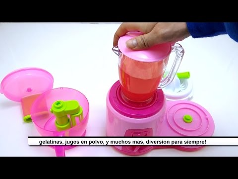 Juice Set Toy For Girls Blender Juice Mixer household mixer Real Works