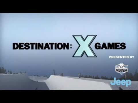 luke mitrani - Havoc Television gives you an inside look at professional snowboarder Luke Mitrani's journey to the biggest contest in snowboarding, WINTER X GAMES.