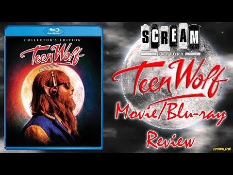 TEEN WOLF (1985) - Movie/Blu-ray Review (Scream Factory)