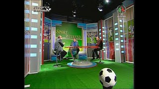 Weekend Sport - Émission du 3 décembre 2020