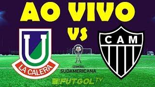 U. CALERA-CHI 1x0 ATLÉTICO-MG  SUL-AMERICANA  2ª FASE  21/05/2019