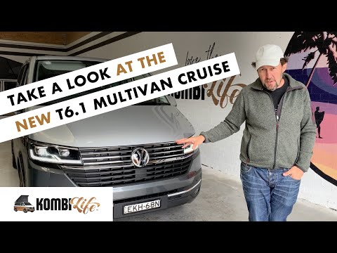 Take a look at the NEW T6.1 Multivan Cruise