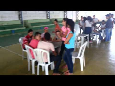 Gincana Cultural marca o Dia do Estudante 2015 em Cuité PB