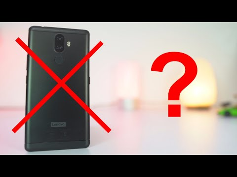 Reasons Not To Buy Lenovo K8 Note