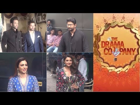 Film Golmaal Again Team Visit Drama Company Show For Promotion