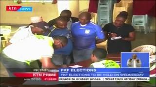 Football Kenya Federation elections set to be carried out at the Moi Sports center Kasarani